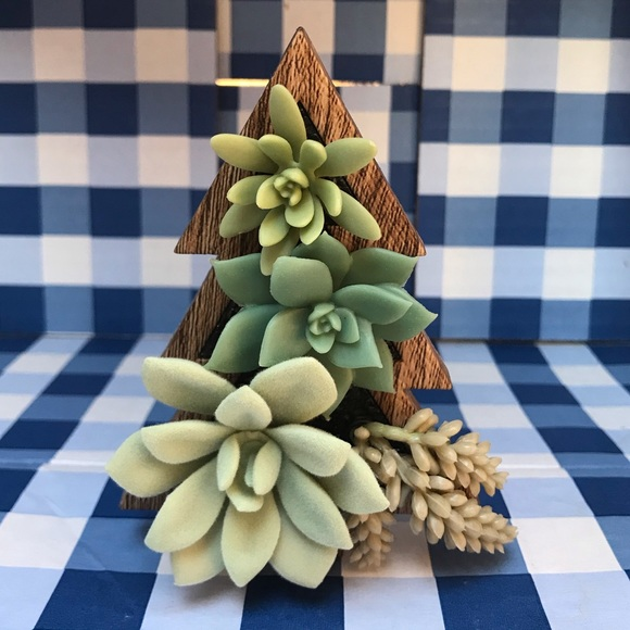 NWT Succulent Tree Wallflower Plug
